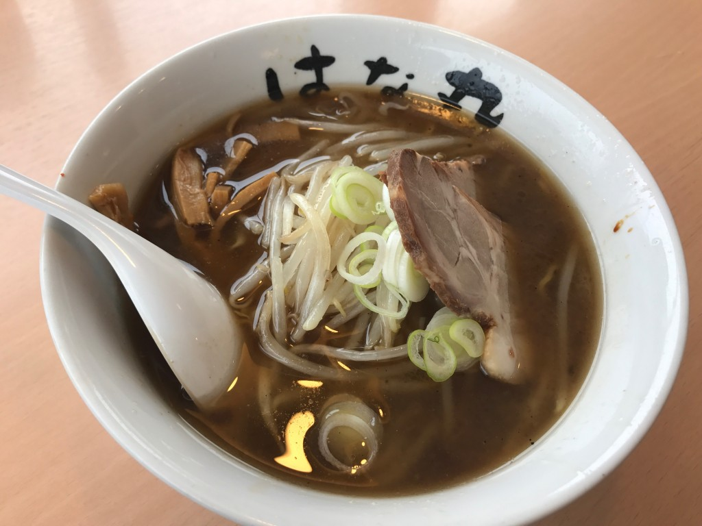 【花丸】清田区で間違いないラーメン屋。味噌好きの人でも花丸の醤油を一度は食べてほしい!
