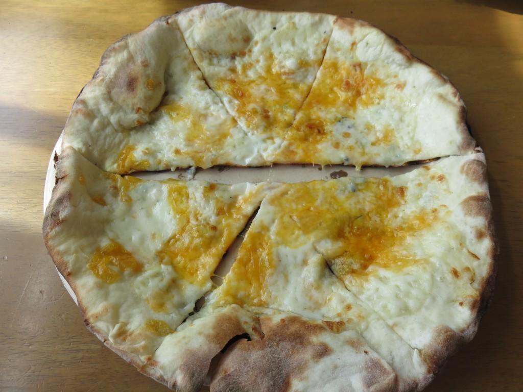 グラッチェの4種のチーズ