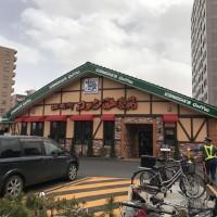 コメダ札幌東5条店の外観