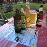 いろいろな種類のビール