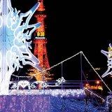 札幌ホワイトイルミネーション 2019-大通会場のイルミネーション