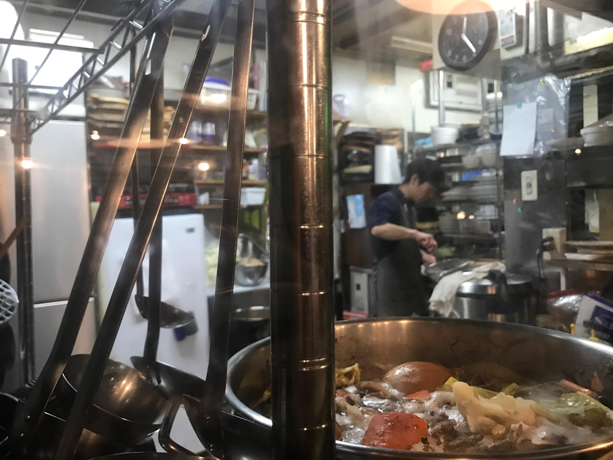ボブの厨房