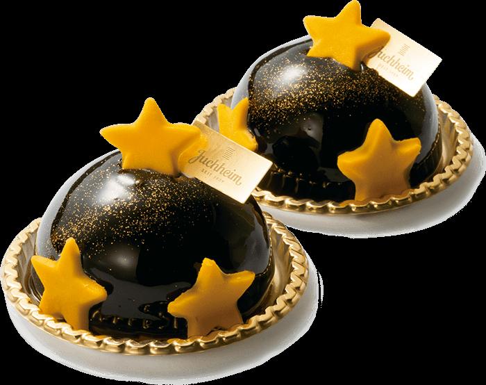 丸井今井の星のケーキ