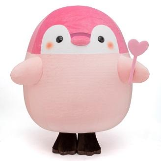 ピンクコウペンちゃん