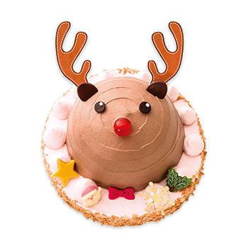 不二家のクリスマスケーキ 2019
