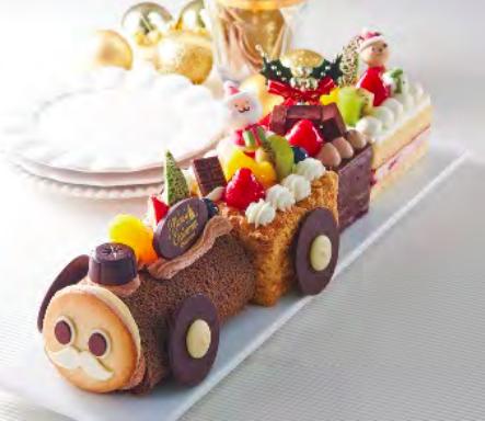 シャトレーゼ クリスマスケーキ 2019-2