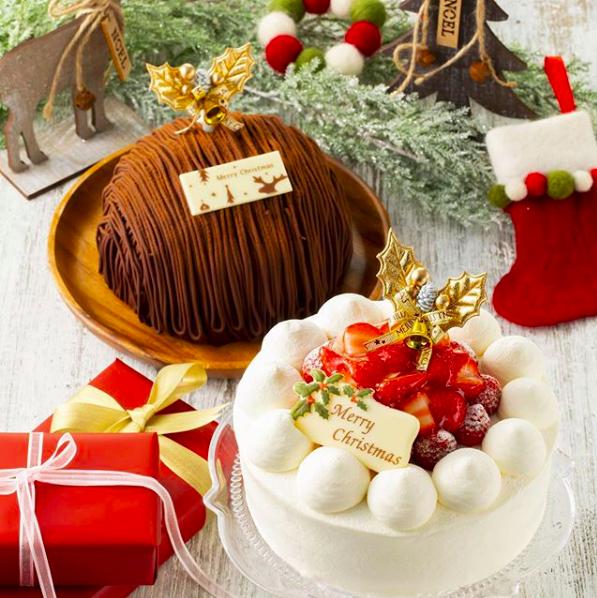 ろまん亭のクリスマスケーキ 2019