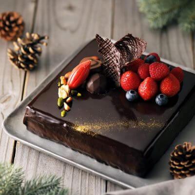 JRタワーホテル日航札幌のクリスマスケーキ 2019