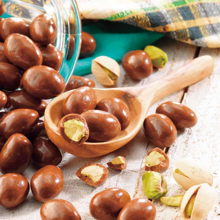 ピスタチオチョコレート
