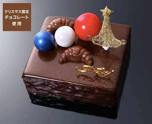 ショコラティエマサールのクリスマスケーキ 2019