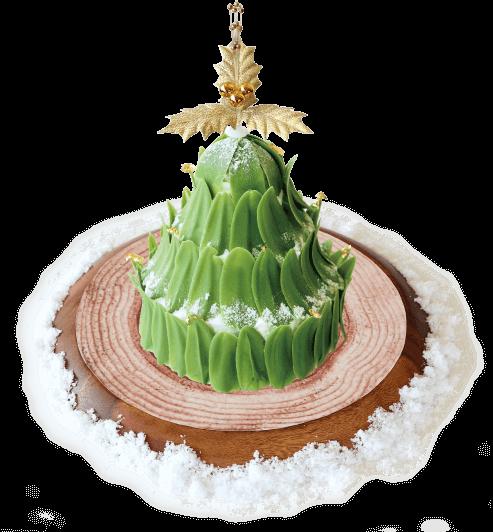 ペイストリー スナッフルスのクリスマスケーキ 2020