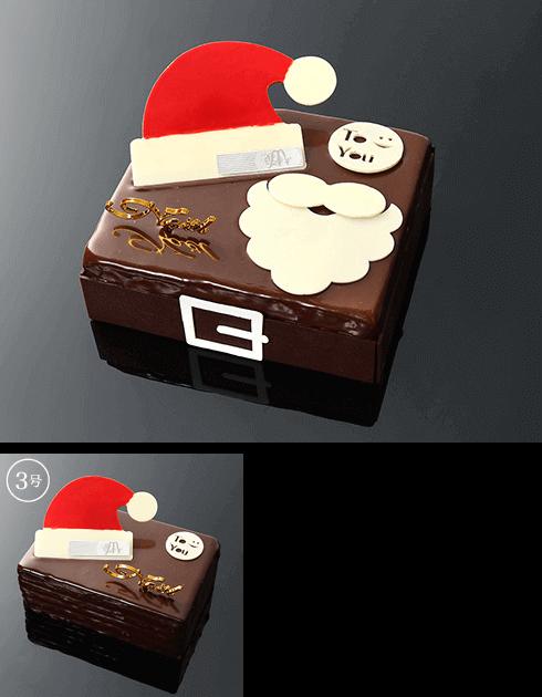 ショコラティエマサールのクリスマスケーキ 2020