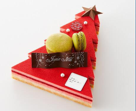 丸井今井のクリスマスケーキ 2019