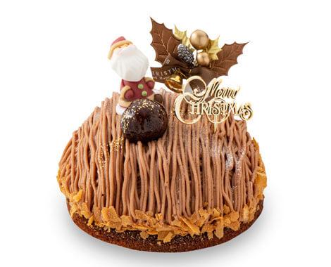 コートドールのクリスマスケーキ2019