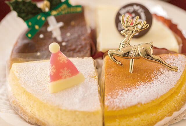 ボーノボーノのクリスマスケーキ 2020