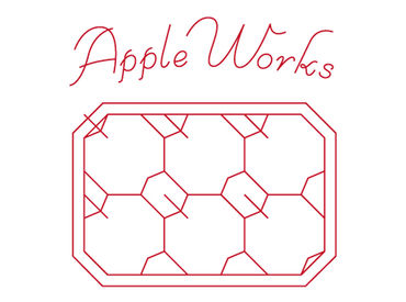 Apple Worksのロゴ