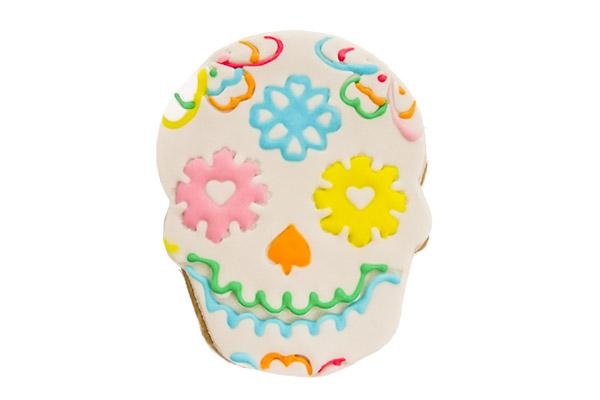 シュクレ・ビジュウのカラベラアイシングクッキー