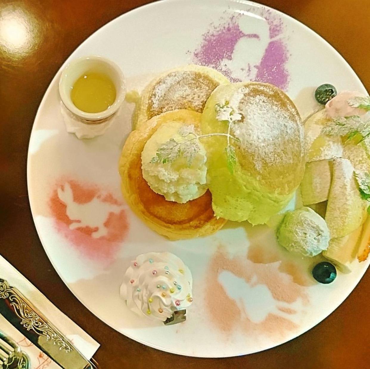 【11/2】幸せのレシピがパンケーキ専門店『~なないろパンケーキ~』を大通にオープン!
