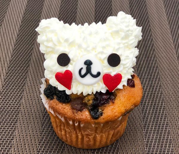 【10/10~15】札幌三越でサリーズカップケーキが北海道らしいカップケーキを特別販売!