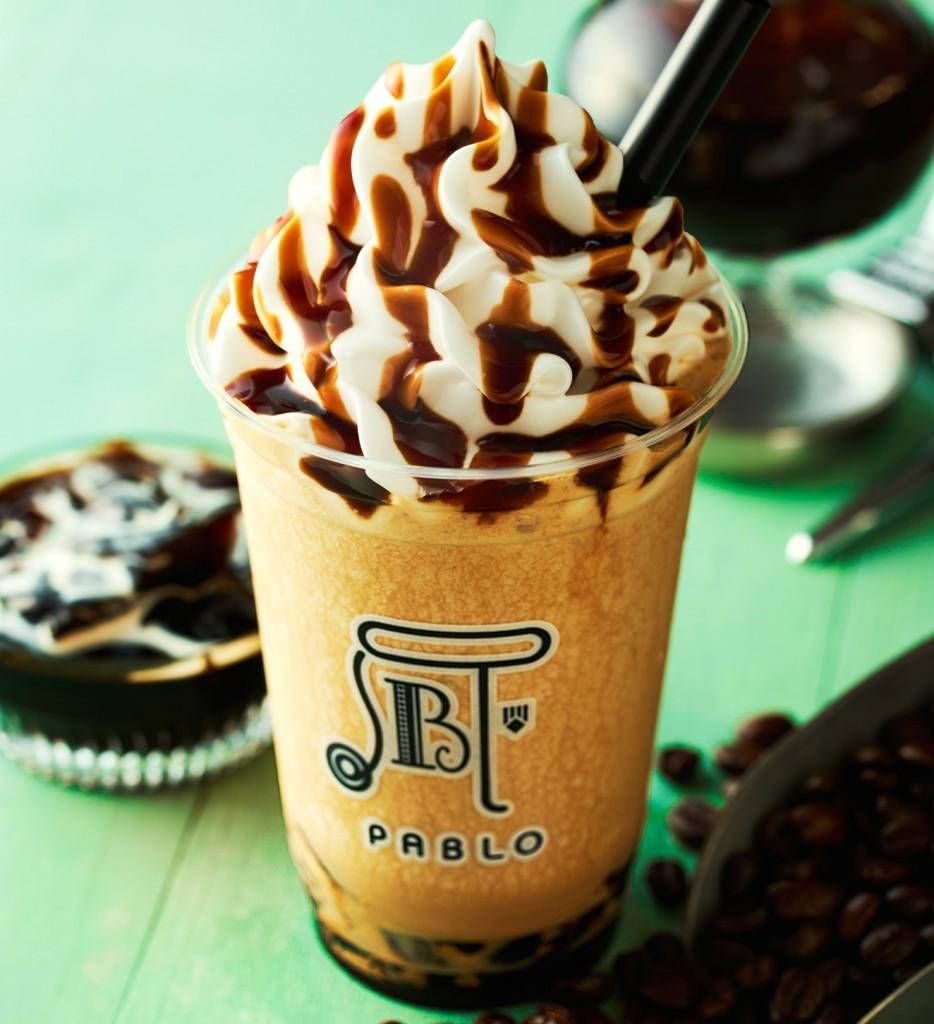 【10/15~11/14】大人なほろ苦風味。パブロでオトナなコーヒースムージーが発売!