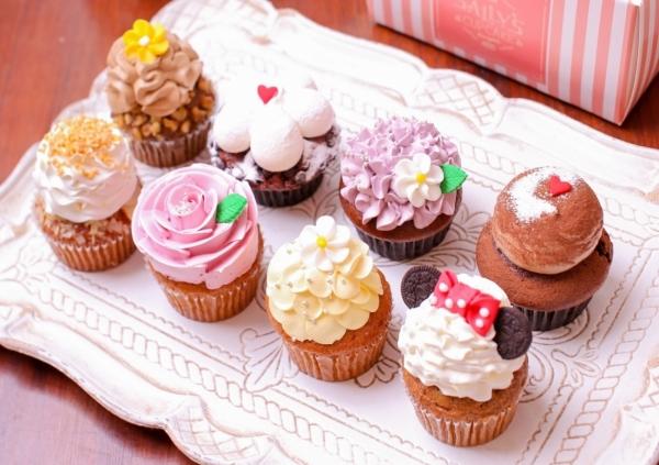 【11/1】サッポロファクトリーにカップケーキ専門店のサリーズカップケーキがオープン!