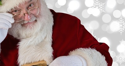 【12/2】日本で唯一の公認サンタクロースが札幌にやってくる!一緒に写真撮影もできるぞ!