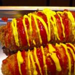 カラメル雑菓店のチーズハットグ