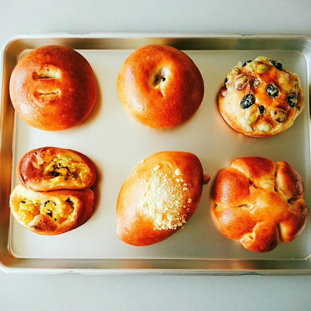 【12/1】シロクマベーカリーがリニューアルオープン!継続して焼き立てパンのお店として運営!