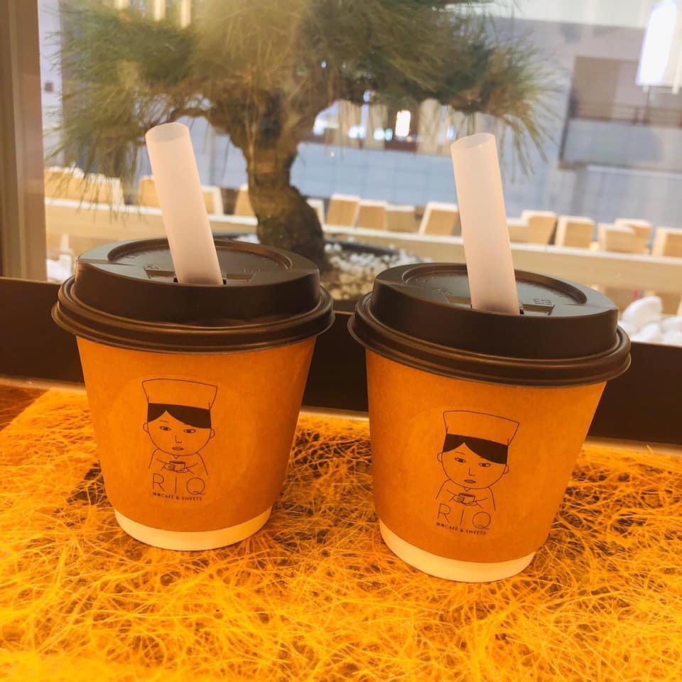 抹茶cafe RIQでタピオカ入りホットドリンクの提供を開始