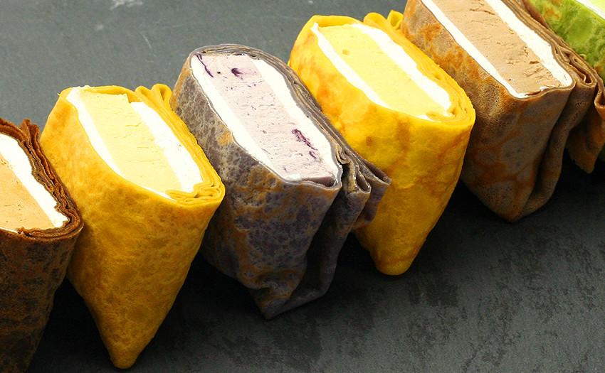 フロマージュ ママのチーズクレープ