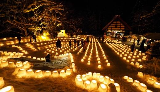 【1/30~2/3】定山渓神社で雪灯路(ゆきとうろ) 2019が開催!幻想的なスノーキャンドルが楽しめる!