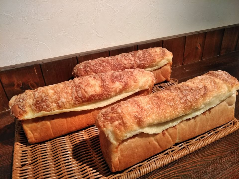 3種のチーズを使ったパン『フロマージュブレッド』