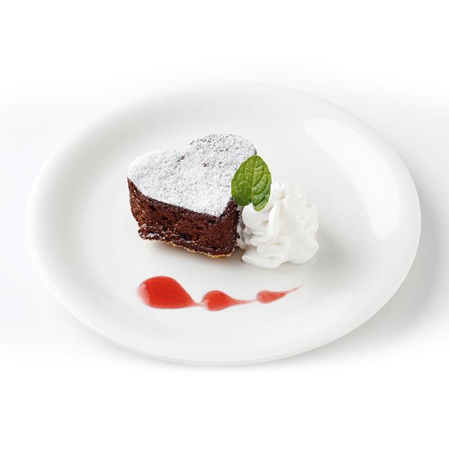 レデセールショワスイーツマーケットのチョコレートチーズケーキ