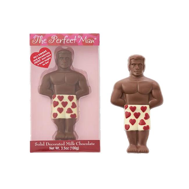プラザのパーフェクトマン チョコレート