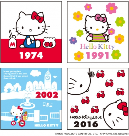 【45周年記念】ハローキティが三井アウトレットパーク 札幌北広島にやってくる!