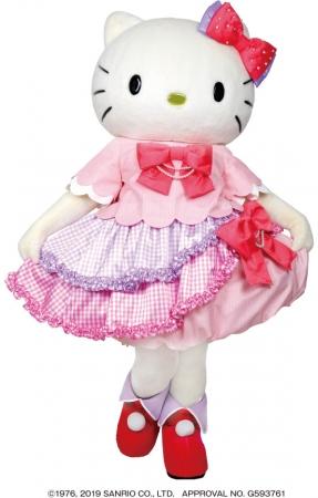 三井アウトレットパークでキティちゃんに会える!