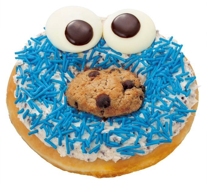 クッキー&クッキー モンスター