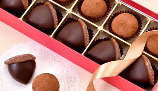 【1/16】アニバーサリーから栗チョコレート・苺トリュフなどのバレンタイン限定商品が発売!