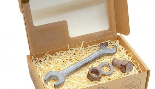 【1/30~2/14】本物の工具と見間違うチョコレートがキキヨコチョで期間限定販売!