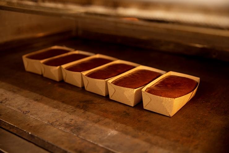 チョコレートな関係で販売する『熟成ガトーショコラ65%マイルド』
