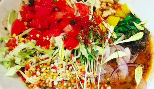 【4/1】スパイスラーメン 点と線.が狸小路にオープン!あのスープカリィ 侍.がプロデュースするお店です!
