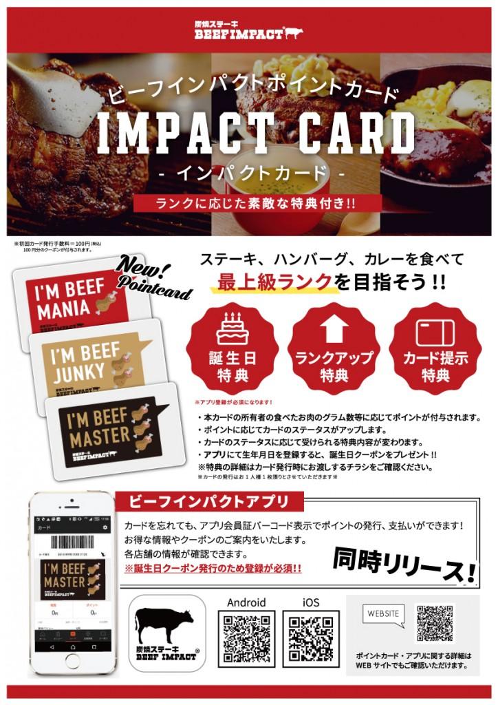 インパクトカードの詳細