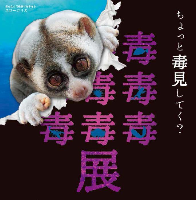 【3/22~5/7】延べ30万人を動員した毒毒毒毒毒毒毒毒毒展(もうどく展)が札幌パルコで開催!