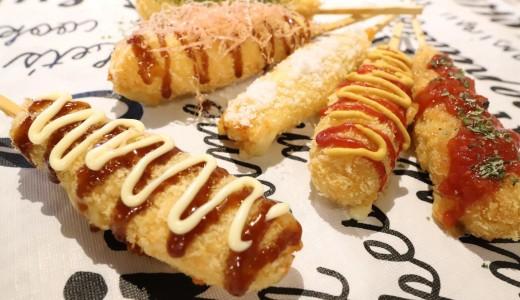 【2/20】タピオカドリンクとチーズハットグのお店『珍珍堂』がオープン!