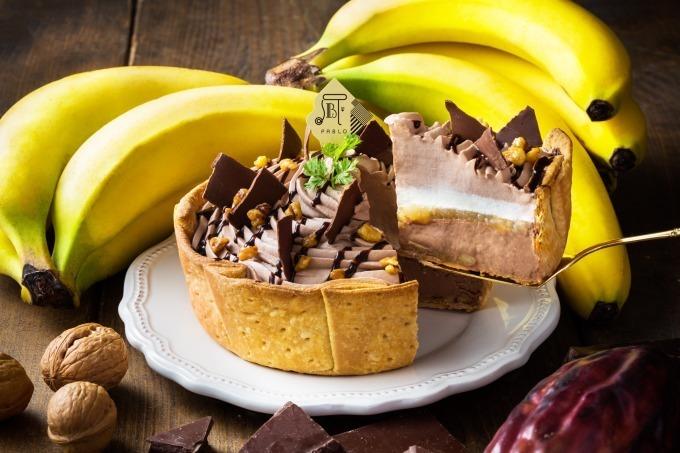 パブロのチーズタルト‐トリプルチョコバナナ