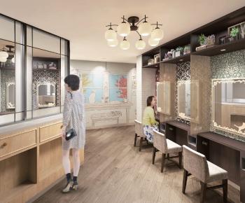 さっぽろ東急百貨店の3階に多機能型婦人用レストルーム『スイッチルーム』が誕生!