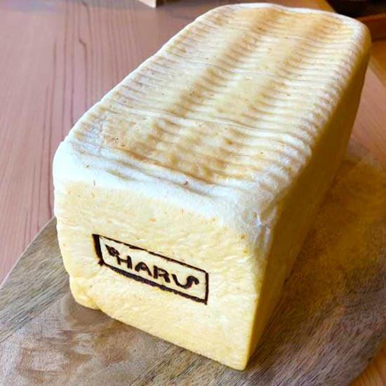 石窯パンマルシェ HARUの豆乳ブレッド (1斤)