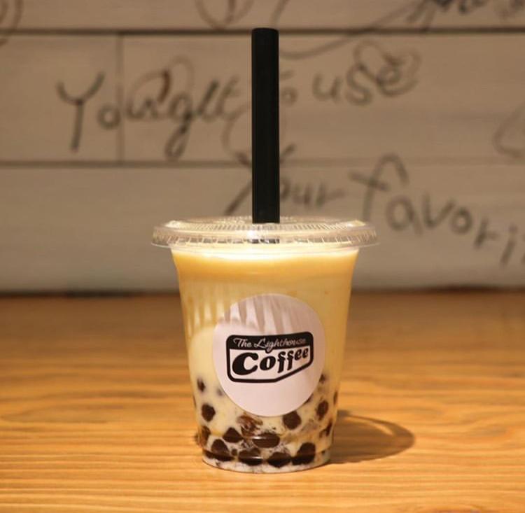 THE.LIGHTHOUSE COFFEEでマンゴーシェイクタピオカの提供を開始!