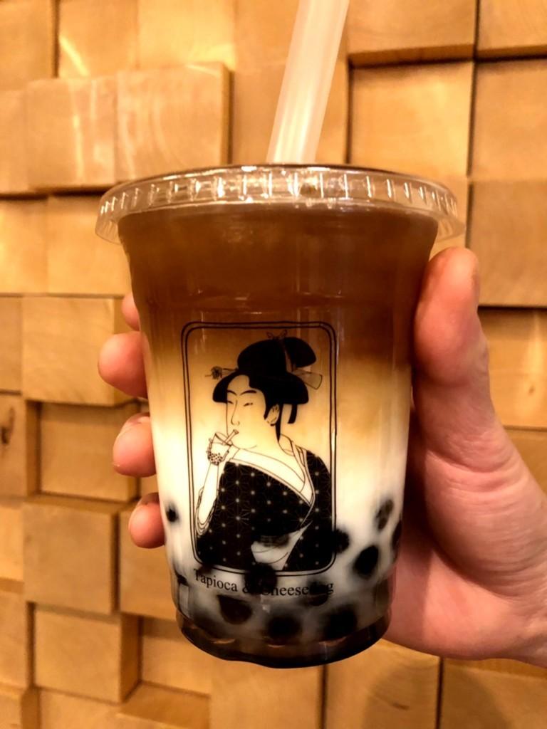 【3/4~10】珍珍堂でほうじ茶ラテが380円で飲めるキャンペーンを開催!