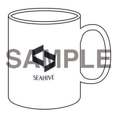 囚われのパルマ × TOWER RECORDS マグカップ(1種)